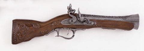 Flintlock Blunderbuss Grey