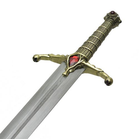Widow's Wail Damascus Replica Sword UK