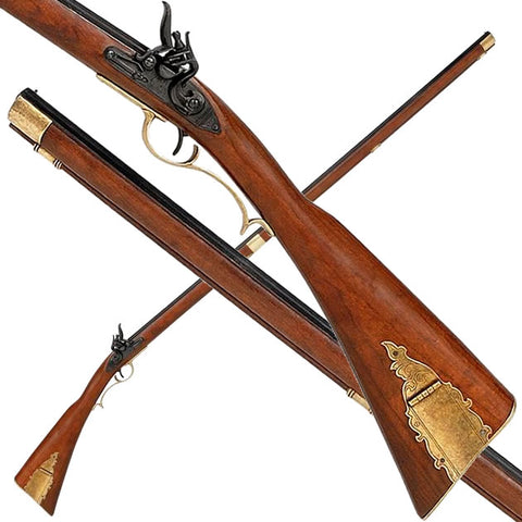 Davy Crockett Beautiful Betsy Kentucky Rifle Replica UK