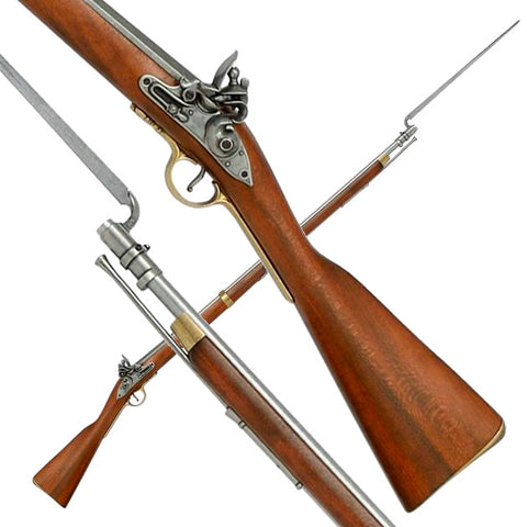 Brown Bess Musket Replica