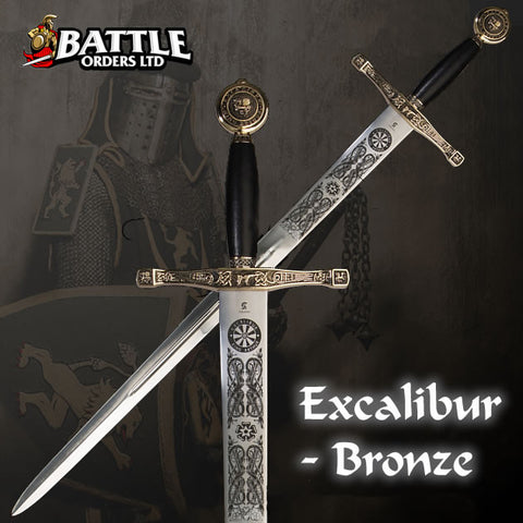 Excalibur Sword - Bronze