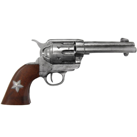 Old West Antique Grey Peacemaker replica