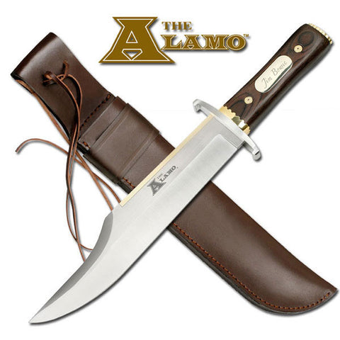 The Alamo Bowie John Wayne's Knife Prop Replica