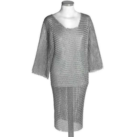 Chain Mail Hauberk - S999