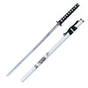 Silver Dragon Samurai Sword