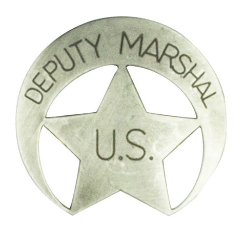 United States Deputy Marshal Badge - G109