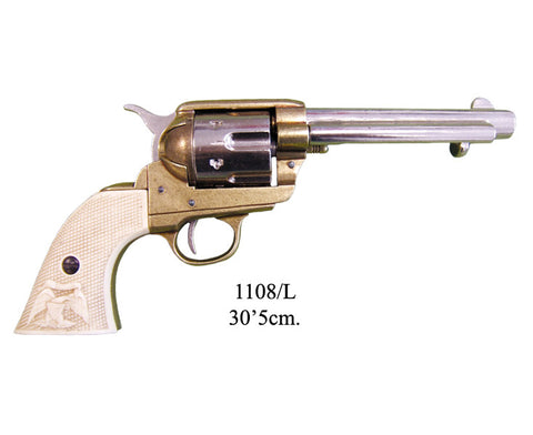 Colt Frontier Nickel & Brass - G1108/L