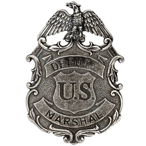 Deputy United States Marshal Eagle Badge - G112/NQ