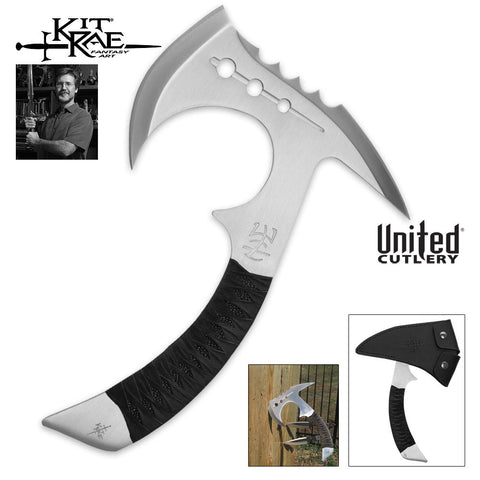 Kit Rae® Aircobra™ Throwing Axe - KR0055