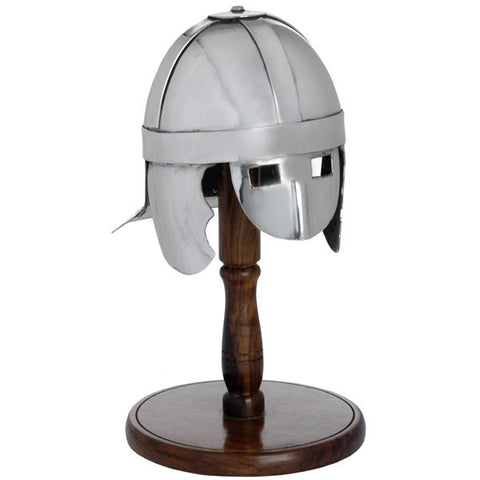 Mini Viking Helmet With Stand - S5502/MINI