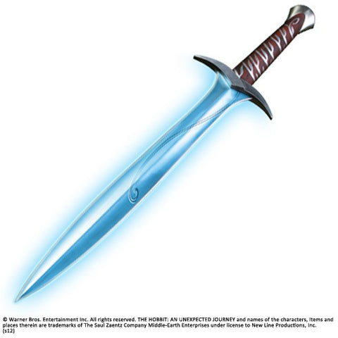 "BILBO BAGGINS' STING 27"" Illuminating Battle Sword  - NN1299"