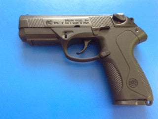 Model P4 Blank Firing Pistol by Bruni - BFP4B