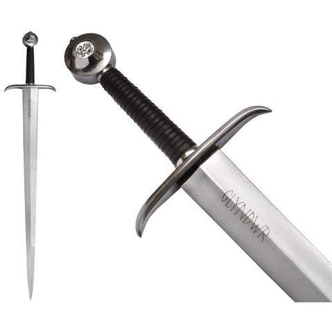 OWAIN GLENDOWER SWORD BY JOHN BARNETT - S5772