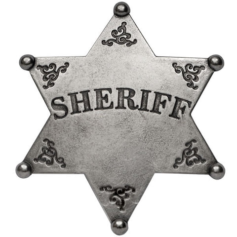 SHERIFF STAR G101