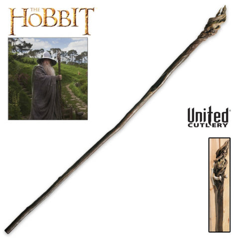 The Hobbit Staff of Wizard Gandalf