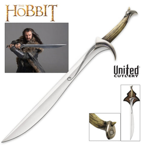 The Hobbit Orcrist Replica Sword - UK