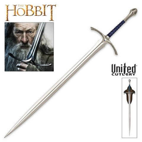 The Hobbit - Glamdring - Sword of Gandalf The Grey
