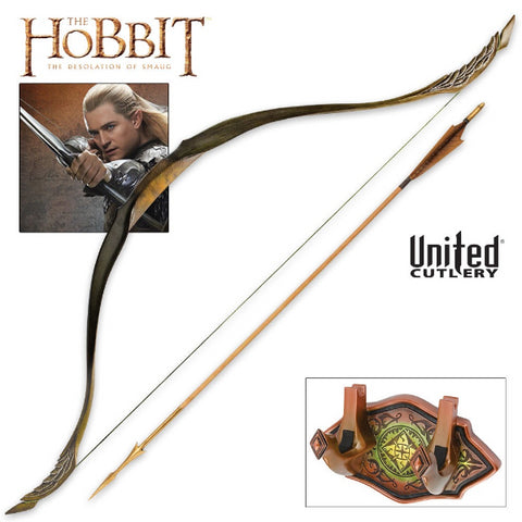 Short Bow of Legolas Greenleaf - UK