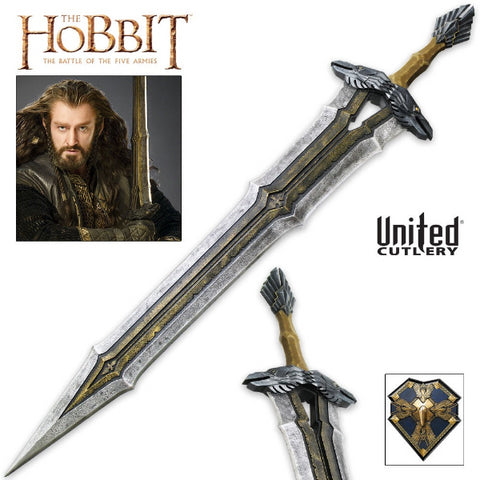 Regal Sword of Thorin Oakenshield Replica - The Hobbit