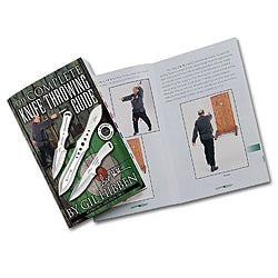 Gil Hibben Knife Throwing Guide - UC0882