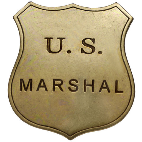 US MARSHAL BADGE G103