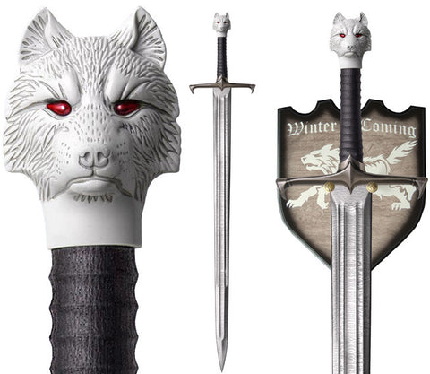Book Longclaw, Sword of Jon Snow