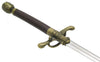 Needle Sword and Scabbard Set Replica UK