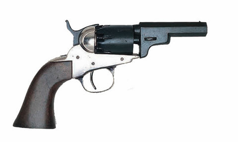 Wells Fargo Short Barrel Navy Colt 1860's Pattern