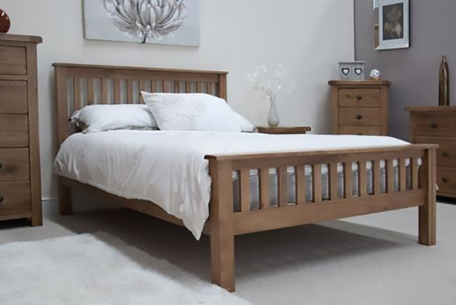 3. Original Rustic Oak Bedroom Range