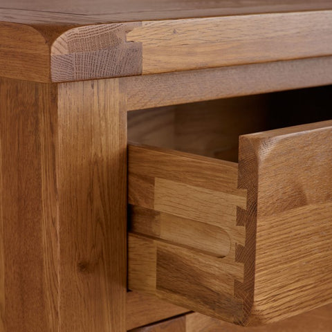 The Third Choice Being A Painted Finish Mixed With A Blend Of Oak.
