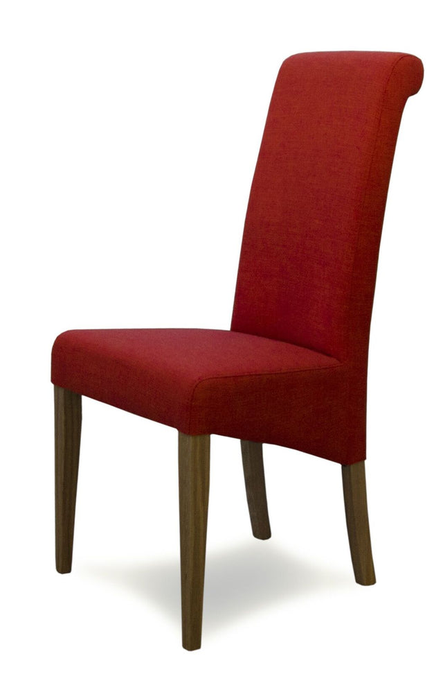 Chilli Fabric Chair