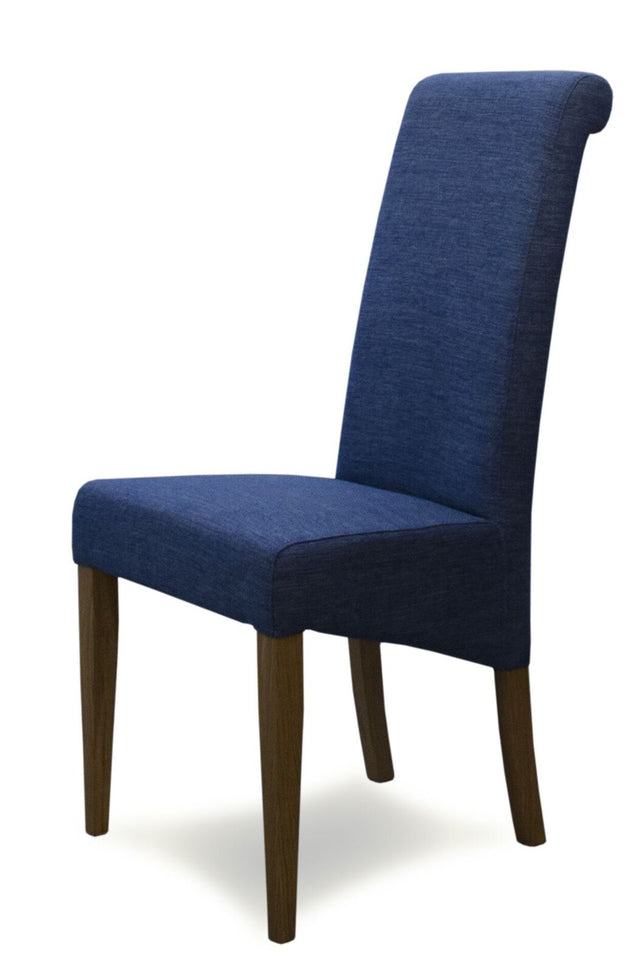 Denim Fabric Chair