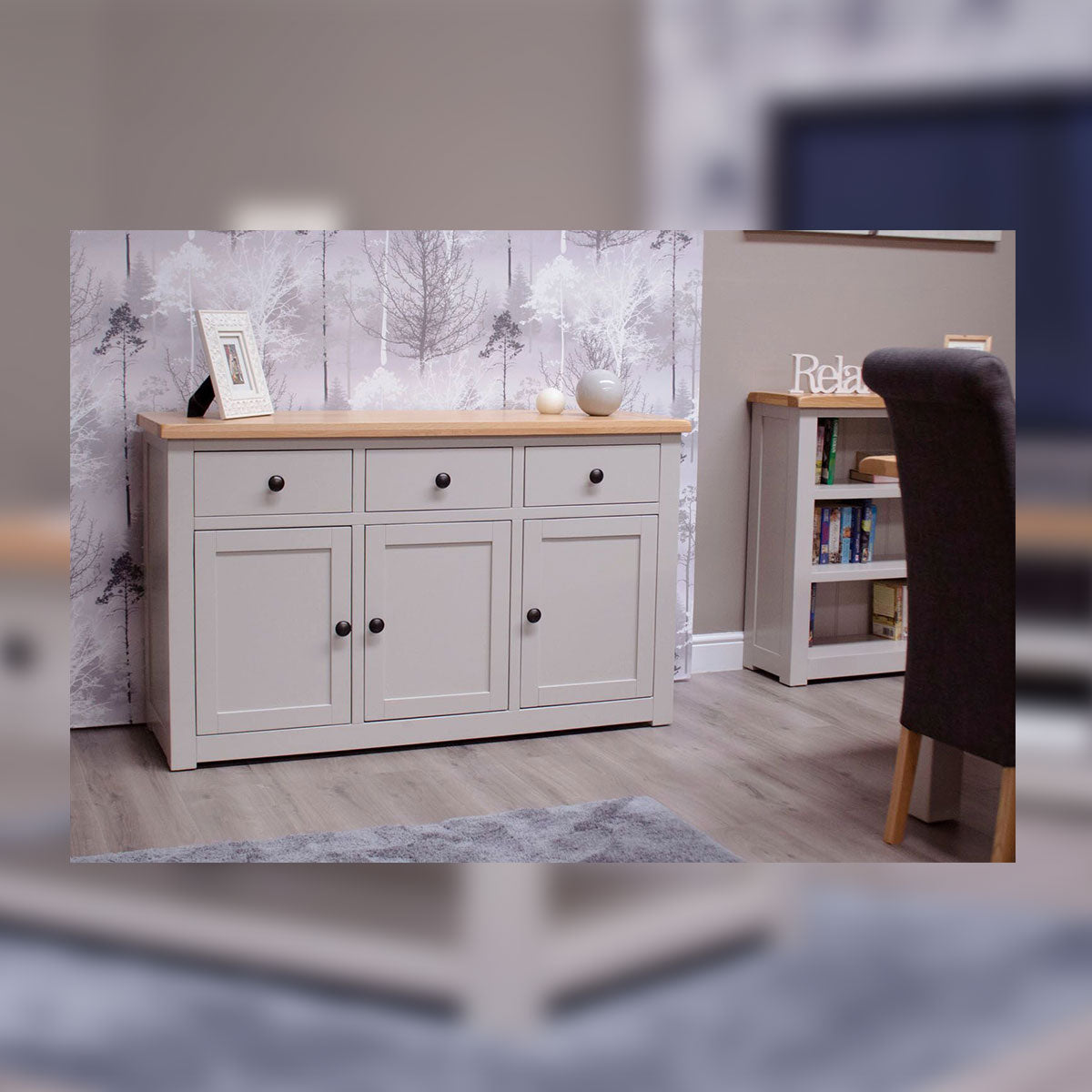 CINZA LARGE SIDEBOARD