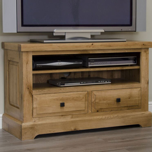 Elegance Oak TV Unit