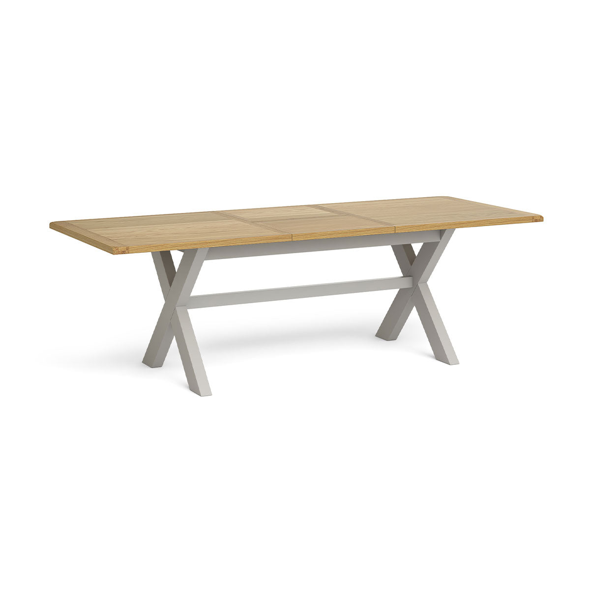 Guildford Cross Large Extending Table