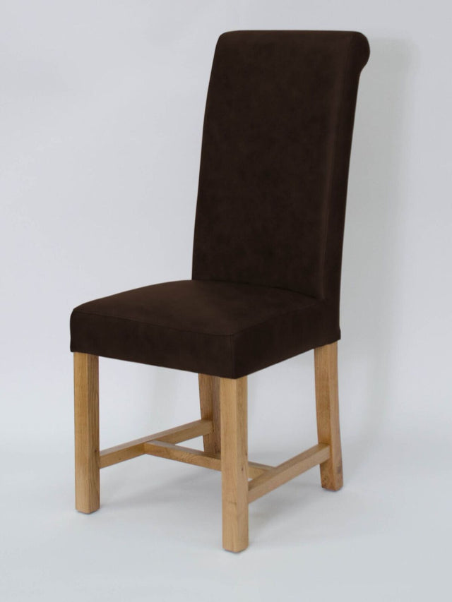 Henley Leather Expreso Chair