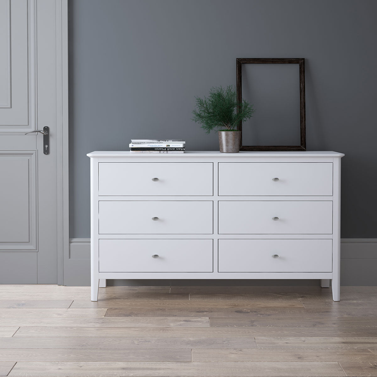 Hampstead 6 Drawer Chest