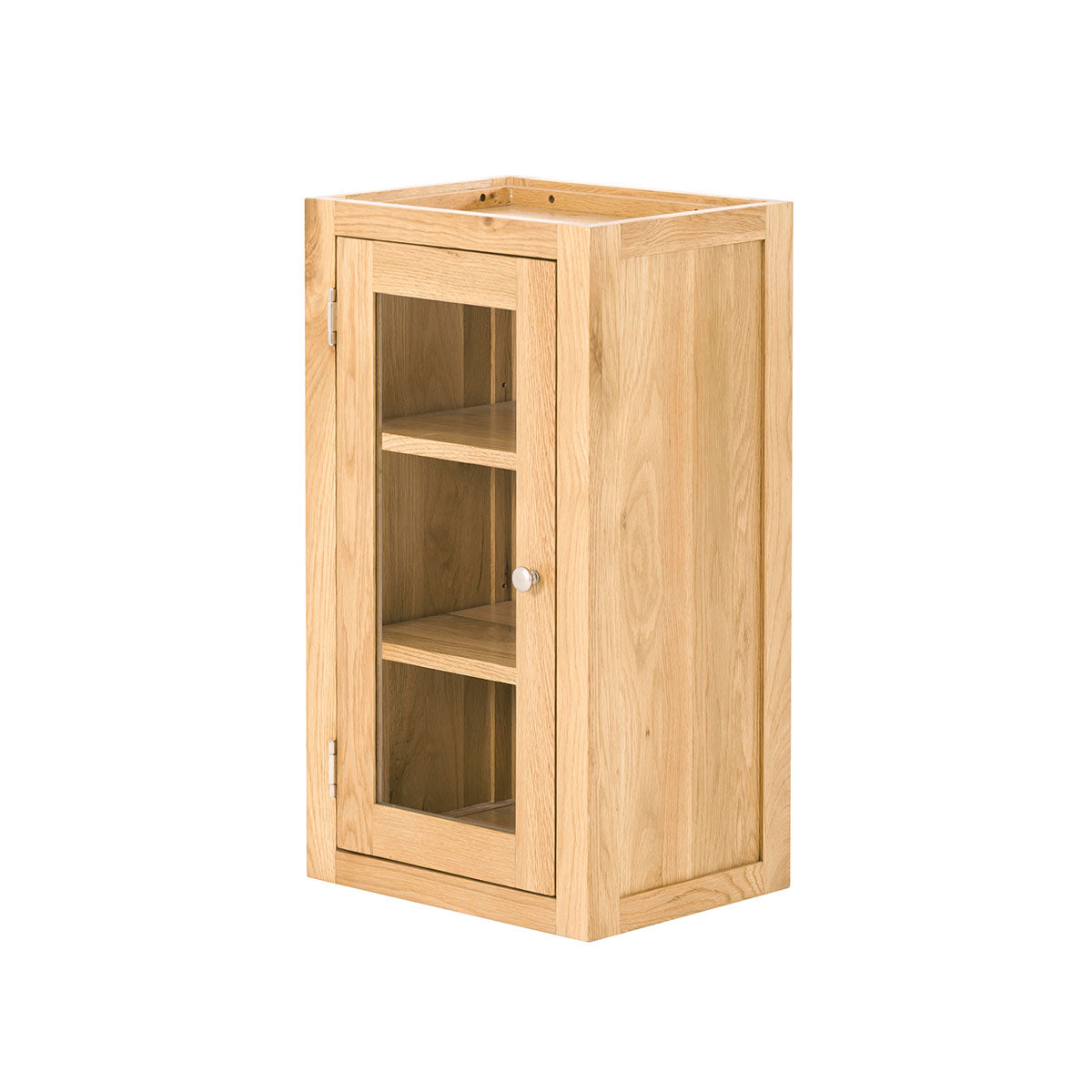 Glazed 1 Door Wall Cabinet