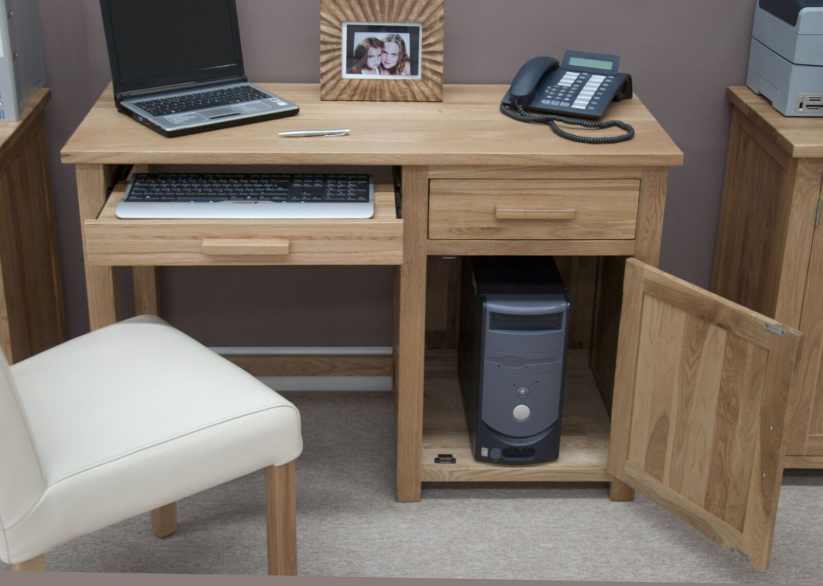 Florence Small Computer Desk