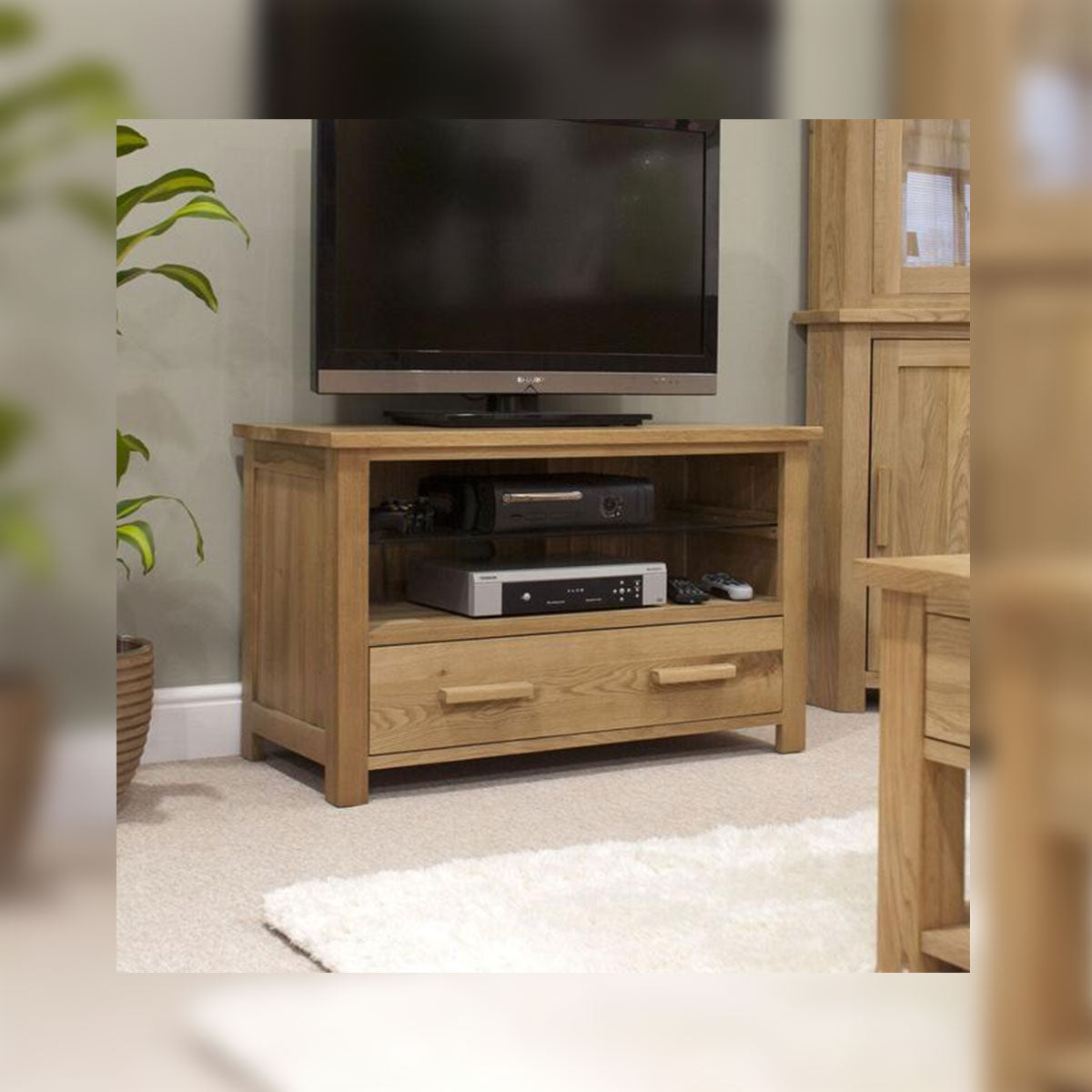 Florence TV Cabinet