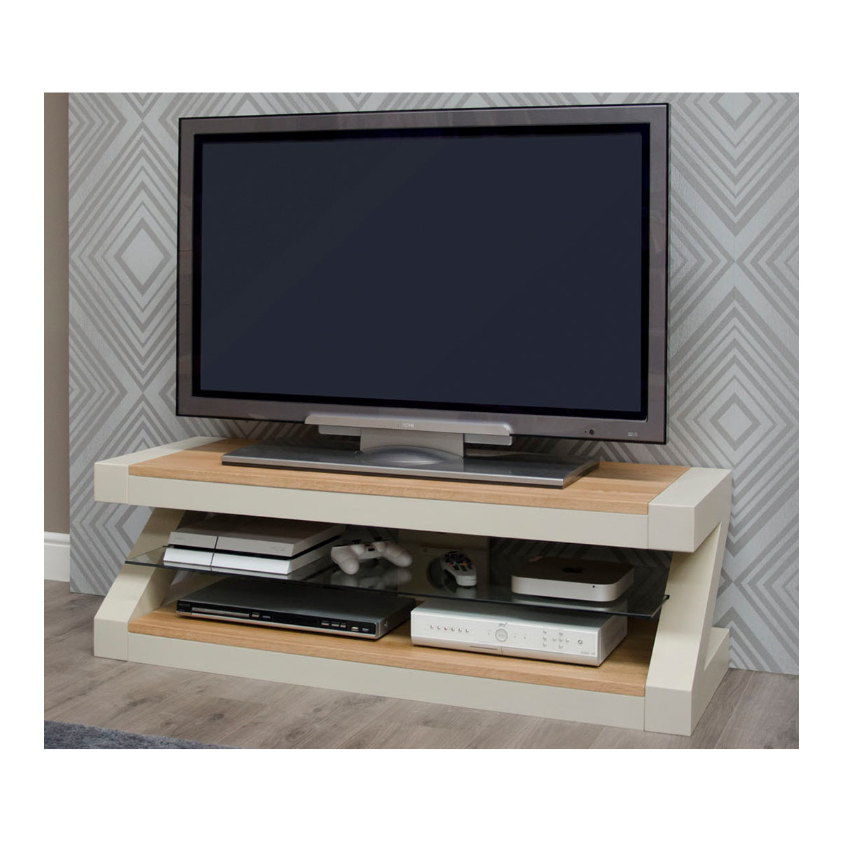 Zenith Painted Plasma TV Unit