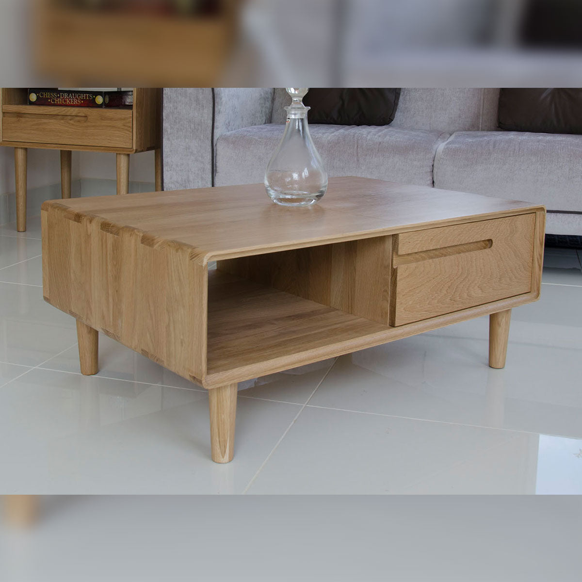Scandic 3 x 2 Coffee Table