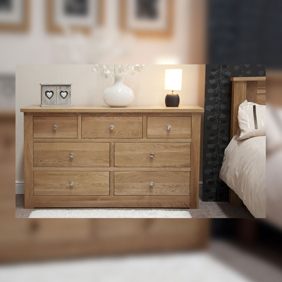 Valencia Deluxe 7 Drawer Chest