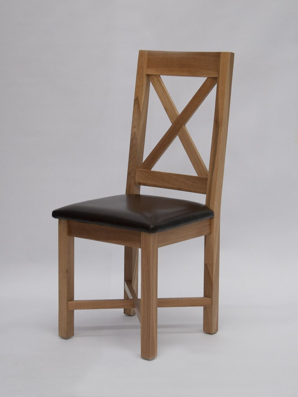 XBACK OAK CHAIR