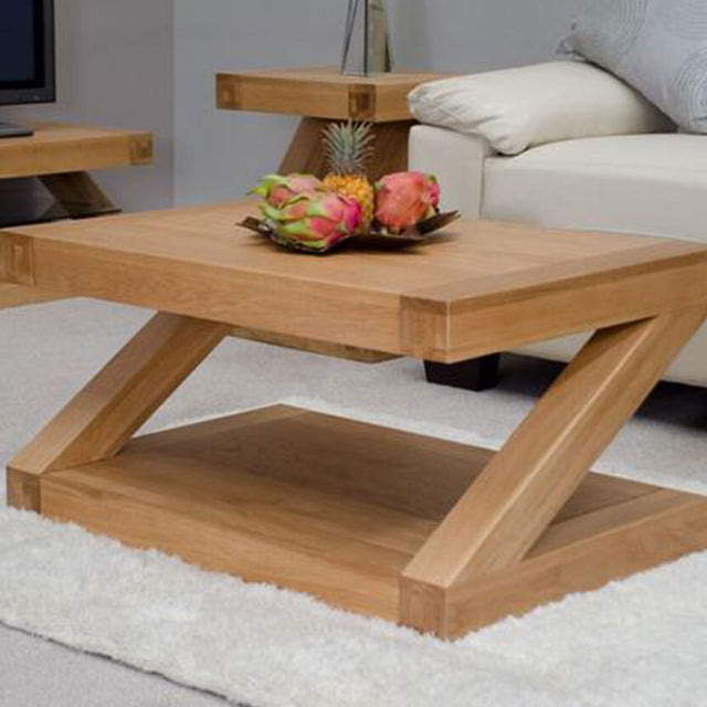 Zenith Oak 3x2 Coffee Table