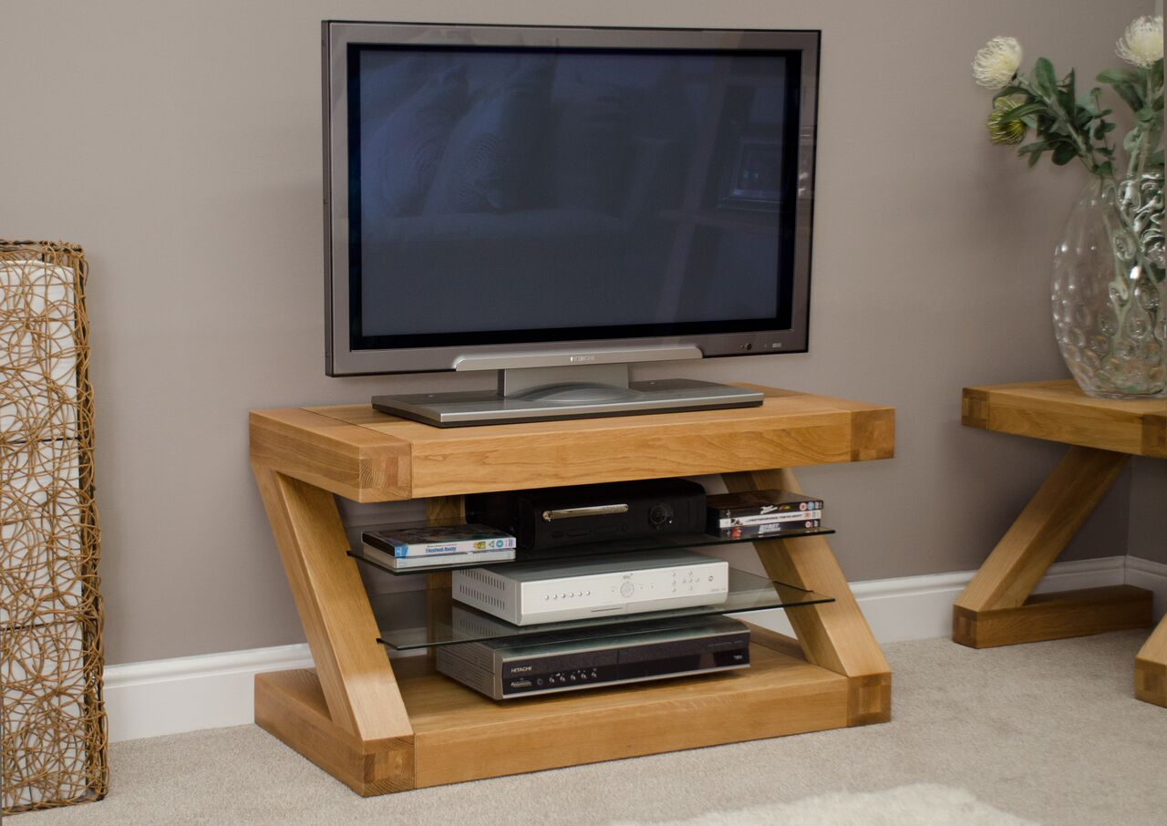 Zenith Oak TV Unit