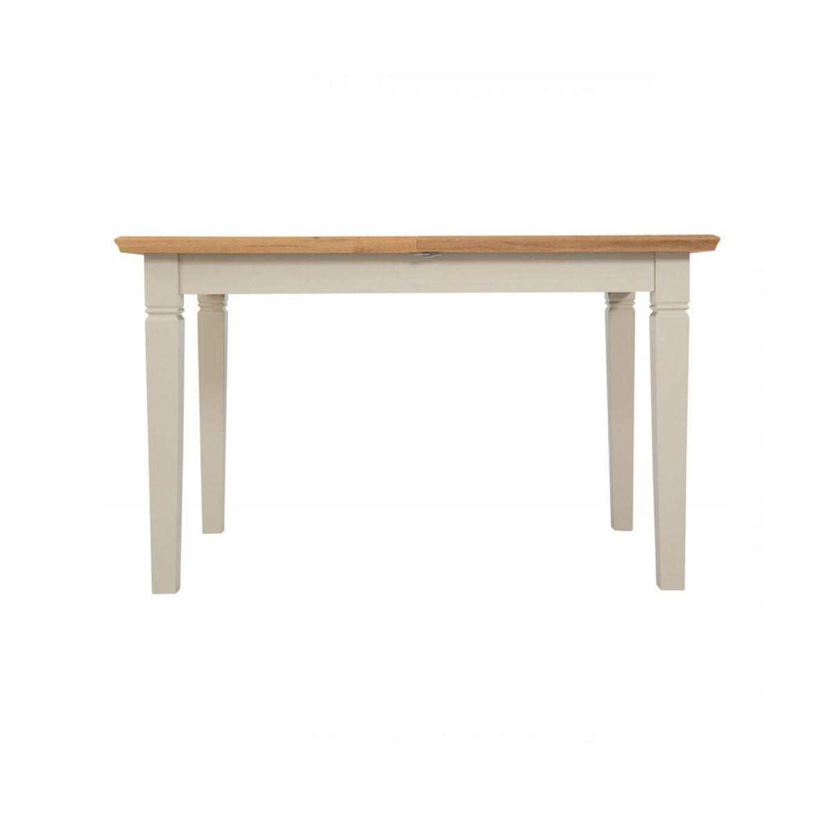 Turin Painted Oak Small Extending Table