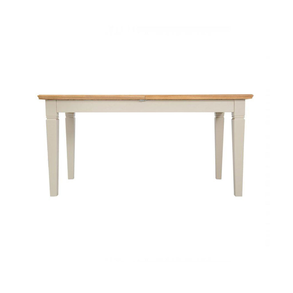 Turin Painted Oak Medium Extending Table