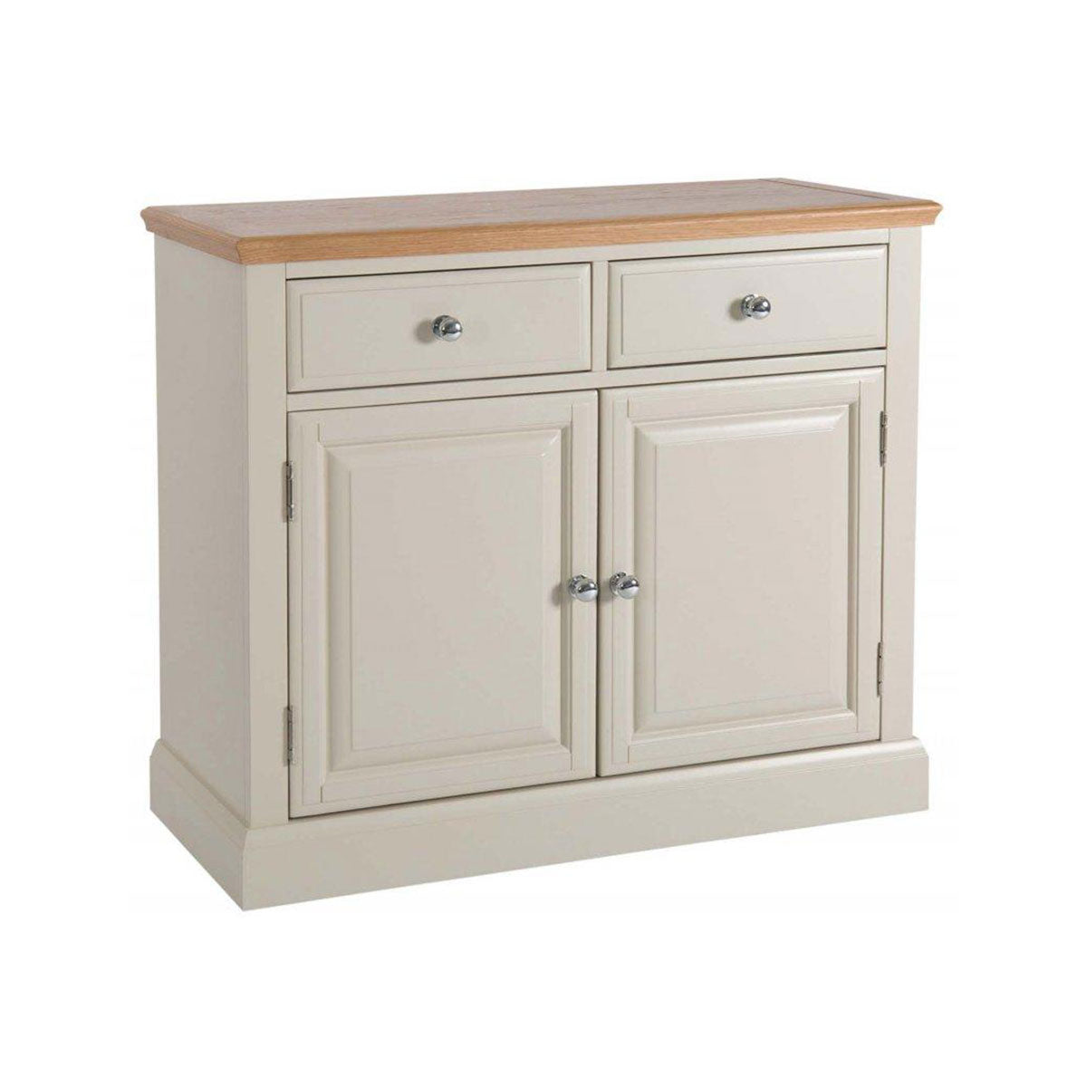 Turin Painted Oak Small Sideboard