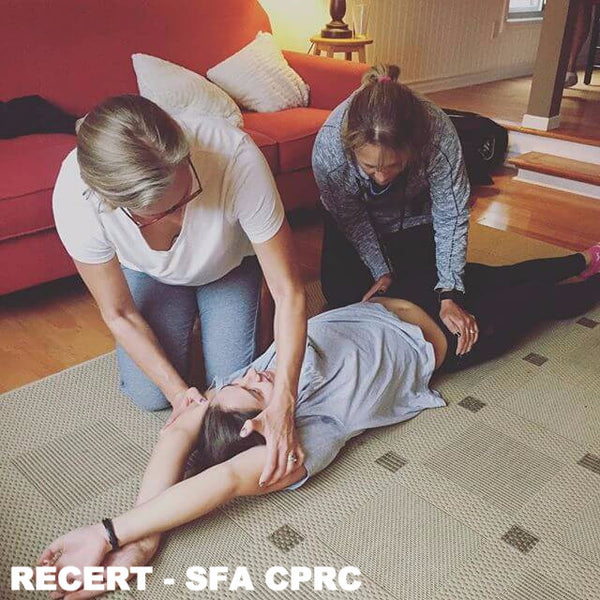 RECERT - Standard First Aid with CPR-C and AED Skills